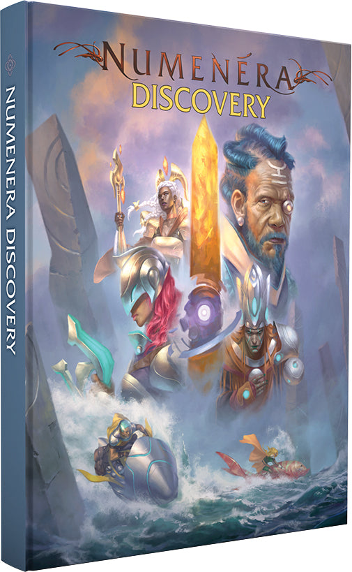 Numenera RPG: Discovery