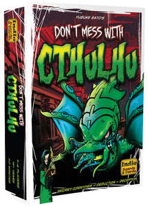 Don`t Mess with Cthulhu Deluxe