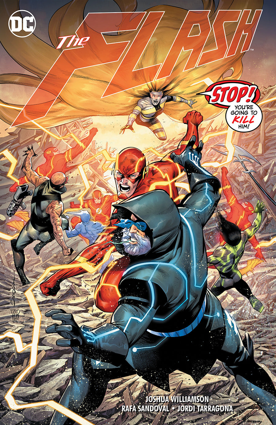 FLASH TP VOL 13 ROGUES REIGN
