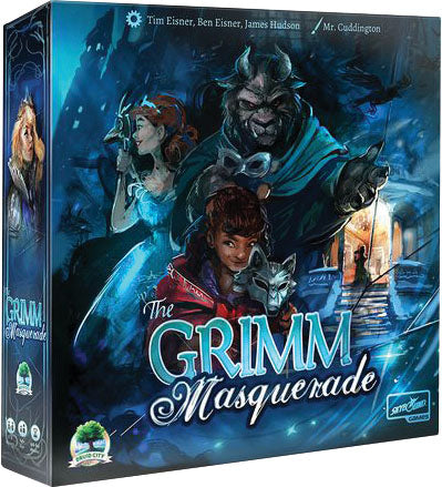 The Grimm Forest: The Grimm Masquerade