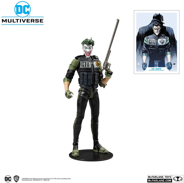 The Joker: DC Multiverse McFarlane Toys Action Figure
