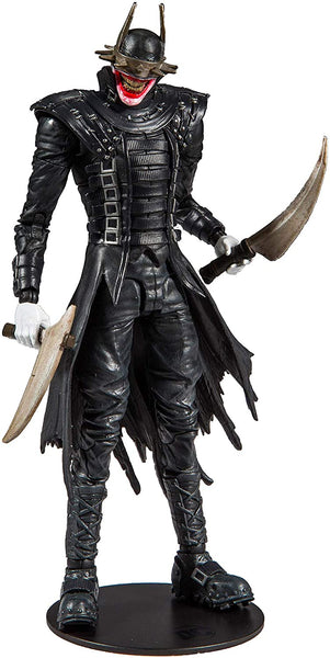 The Batman Who Laughs: DC Multiverse McFarlane Toys Action Figure