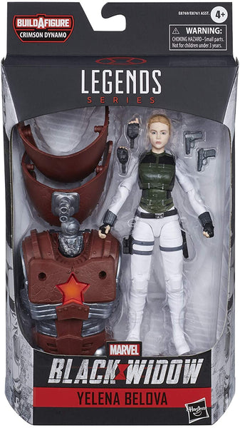 Yelena Belova: Action Figure Black Widow Marvel Legends