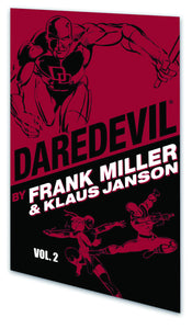 DAREDEVIL BY MILLER JANSON TP VOL 02