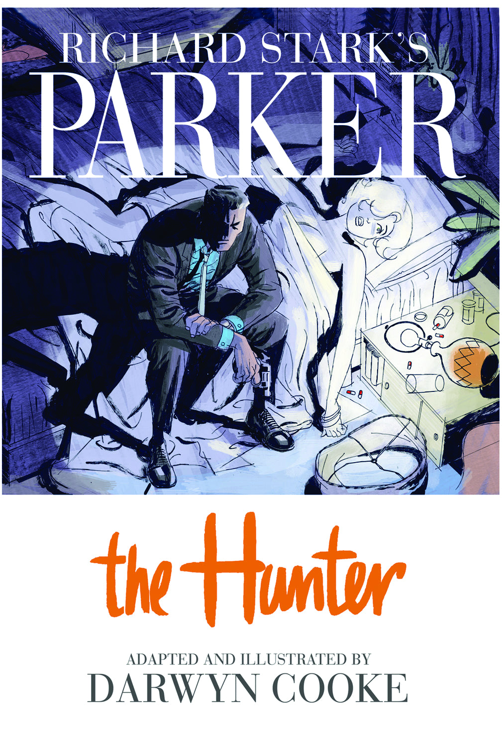 RICHARD STARKS PARKER THE HUNTER HC