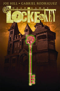 LOCKE & KEY HC VOL 02 HEAD GAMES