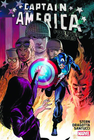 CAPTAIN AMERICA FOREVER ALLIES HC