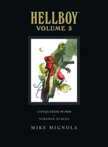HELLBOY LIBRARY HC VOL 03 CONQUEROR WORM