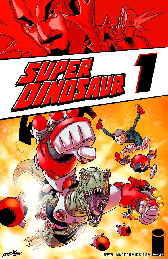 SUPER DINOSAUR TP VOL 01