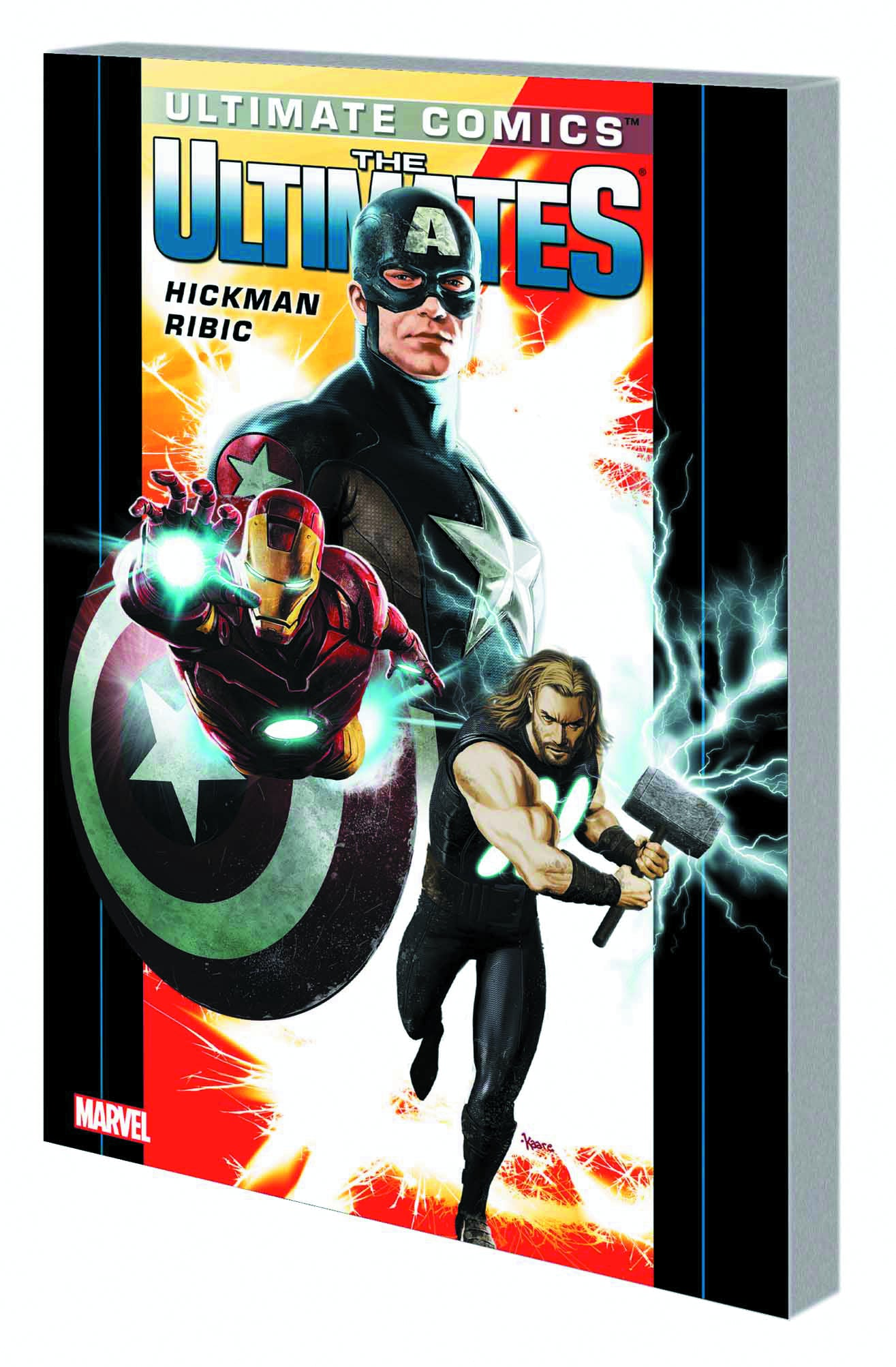 ULTIMATE COMICS ULTIMATES BY HICKMAN TP VOL 01