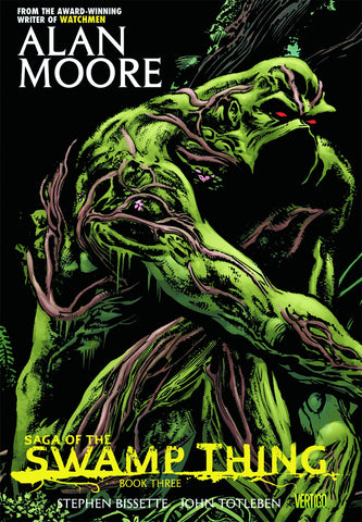 SAGA OF THE SWAMP THING TP BOOK 03 (MR)