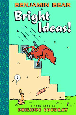 BENJAMIN BEAR IN BRIGHT IDEAS HC (C: 0-1-1)