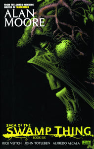 SAGA OF THE SWAMP THING TP BOOK 06 (MR)