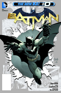 BATMAN HC VOL 06 GRAVEYARD SHFT (N52)