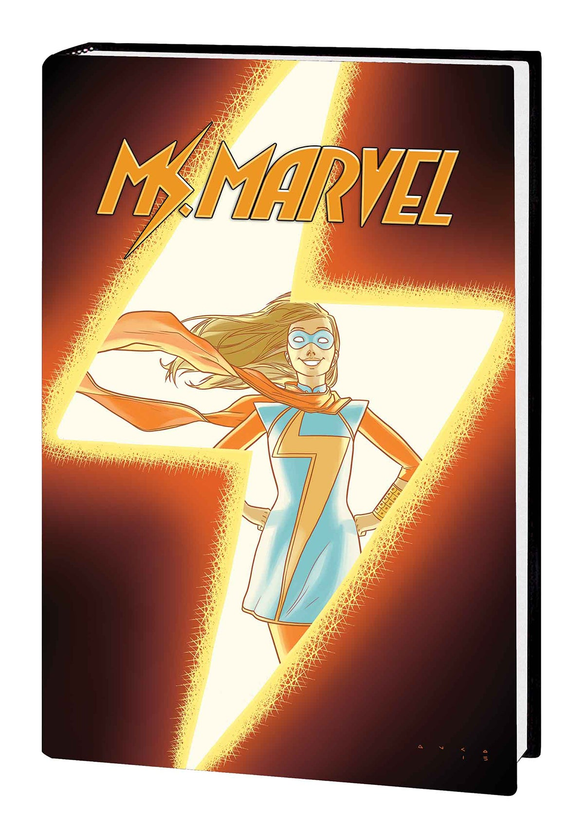 MS MARVEL HC VOL 02