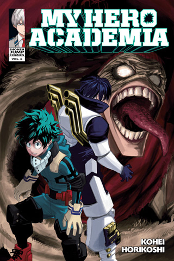 MY HERO ACADEMIA GN VOL 06 (C: 1-0-1)