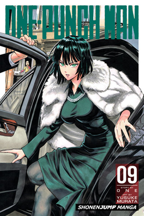 ONE PUNCH MAN GN VOL 09 (C: 1-0-1)