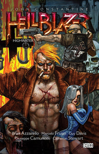 HELLBLAZER TP VOL 15 HIGHWATER (MR)