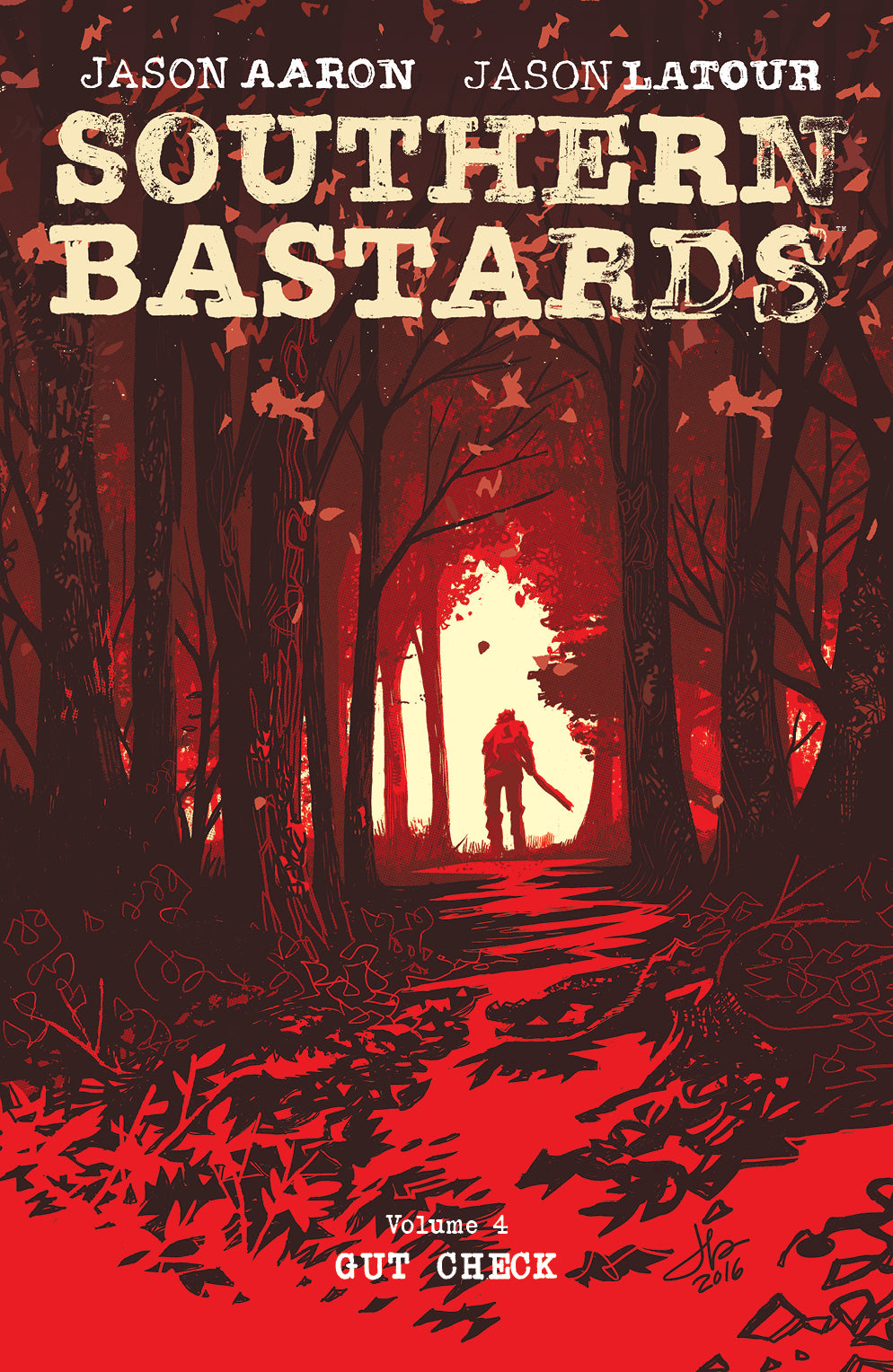 SOUTHERN BASTARDS TP VOL 04 GUT CHECK (MR)