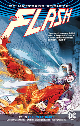 FLASH TP VOL 03 ROGUES RELOADED (REBIRTH)