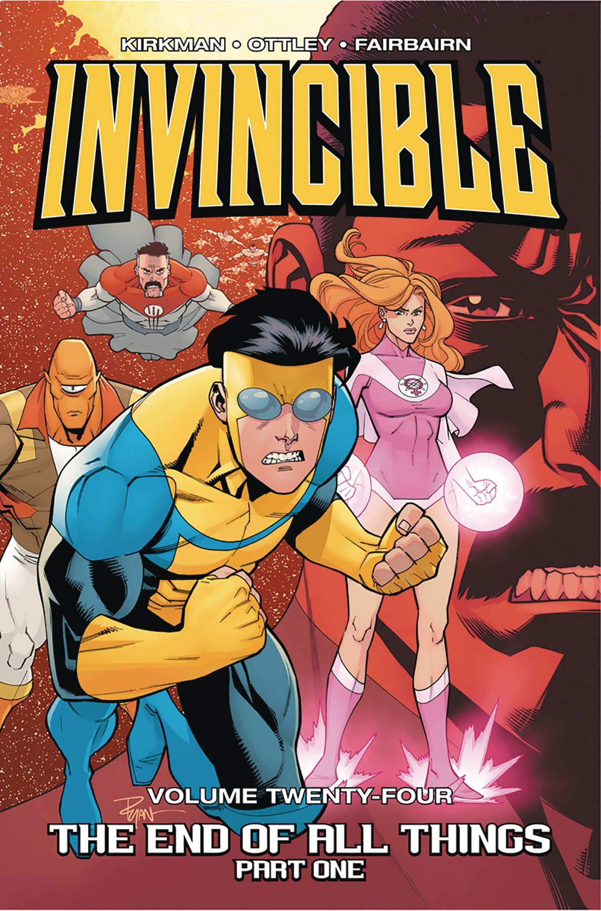 INVINCIBLE TP VOL 24 END OF ALL THINGS PART 1 (MR)