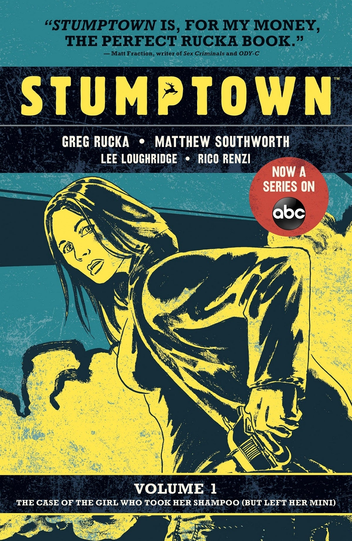 STUMPTOWN TP VOL 01 (SQ1) (MR)
