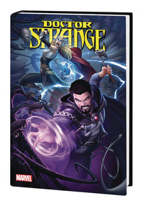 DOCTOR STRANGE PREM HC VOL 04 MR MISERY
