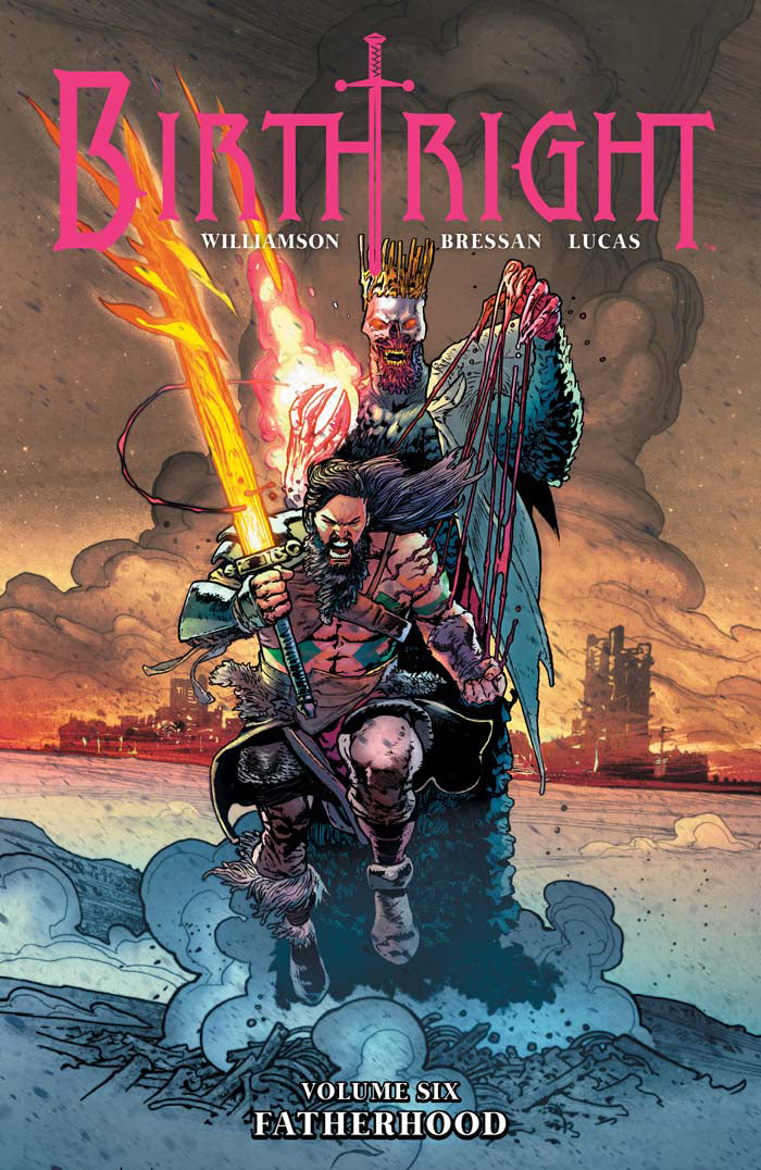 BIRTHRIGHT TP VOL 06