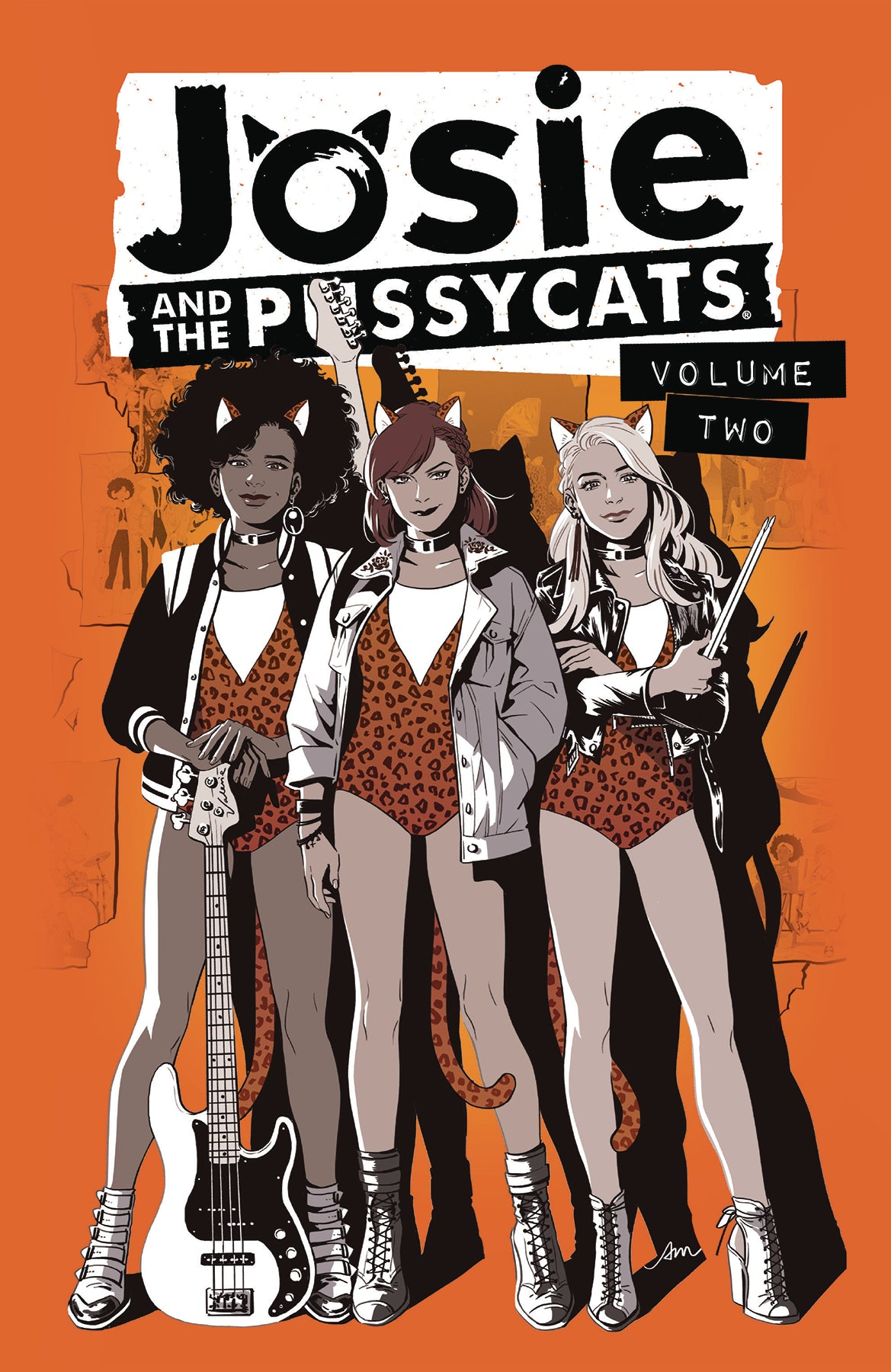 JOSIE & THE PUSSYCATS TP VOL 02