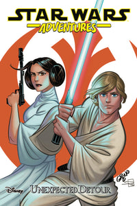 STAR WARS ADVENTURES TP VOL 02 (C: 1-0-0)