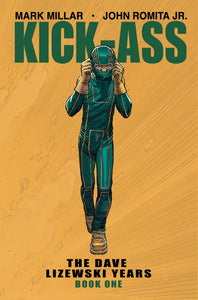 KICK-ASS DAVE LIZEWSKI YEARS TP VOL 01 (MR)