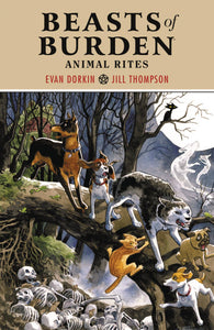 BEASTS OF BURDEN ANIMAL RITES TP (C: 0-1-2)