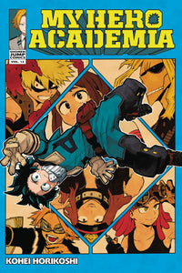 MY HERO ACADEMIA GN VOL 12 (C: 1-0-1)