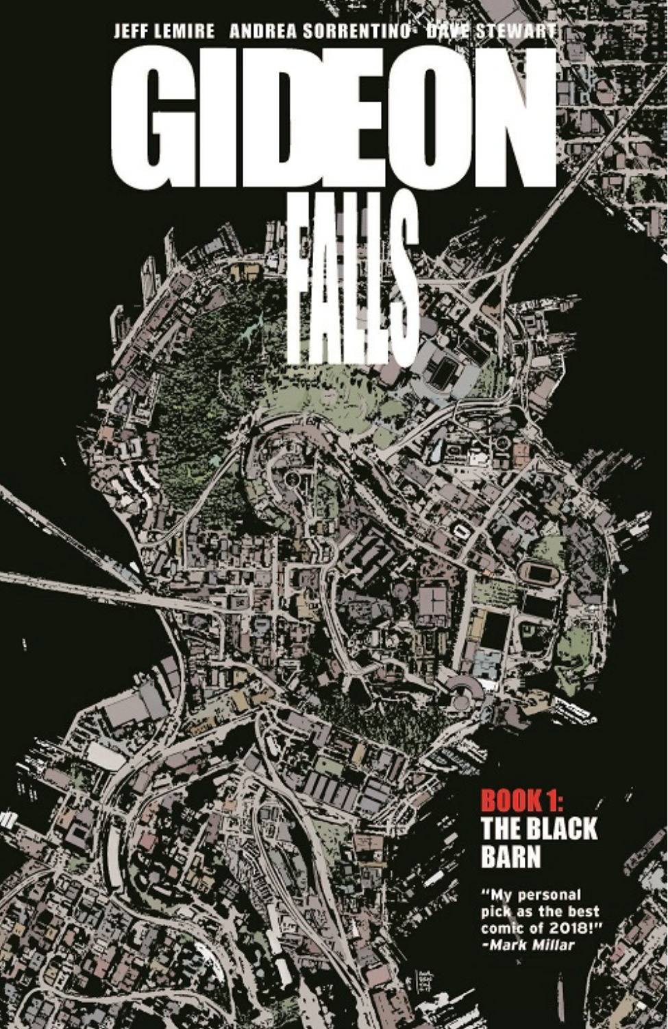 GIDEON FALLS TP VOL 01 BLACK BARN (MR)