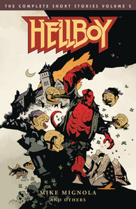 HELLBOY COMPLETE SHORT STORIES TP VOL 02 (C: 0-1-2)