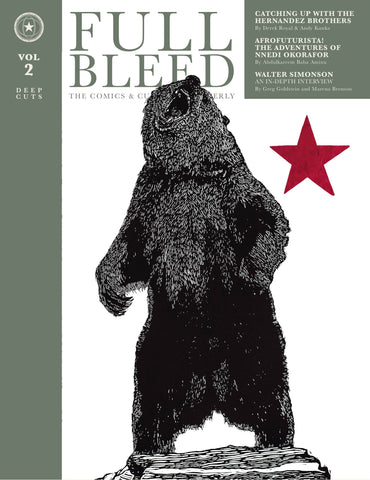 FULL BLEED COMICS & CULTURE QUARTERLY HC VOL 02 (C: 0-1-2)