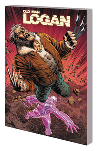 WOLVERINE OLD MAN LOGAN TP VOL 08 TO KILL FOR