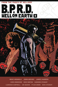BPRD HELL ON EARTH HC VOL 04 (C: 0-1-2)