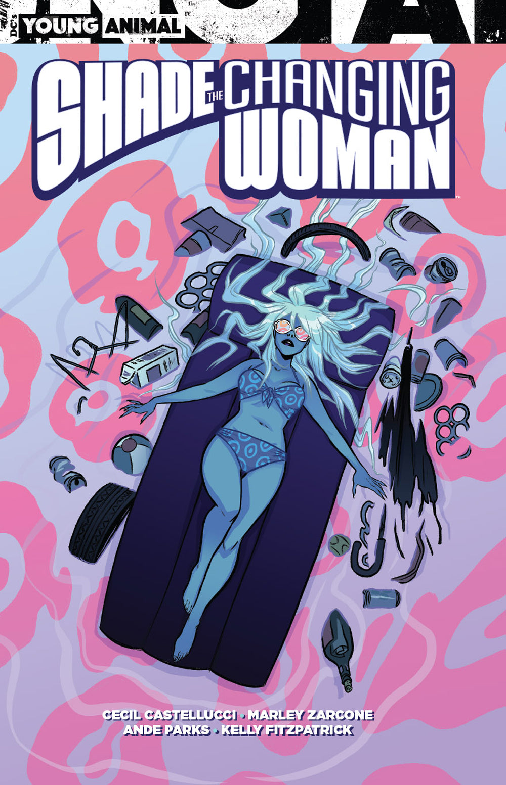 SHADE THE CHANGING WOMAN TP (MR)