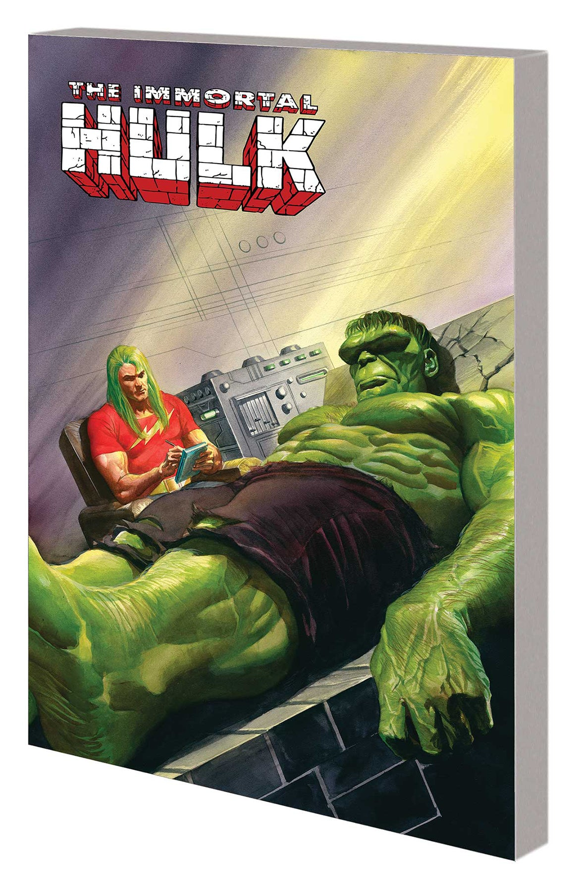 IMMORTAL HULK TP VOL 03 HULK IN HELL