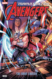 MARVEL ACTION AVENGERS TP BOOK 02 RUBY EGRESS (C: 1-1-2)
