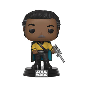 POP SW E9 LANDO CALRISSIAN VINYL FIG (C: 1-1-2)