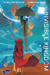 INVISIBLE KINGDOM TP VOL 01 (MR) (C: 0-1-2)
