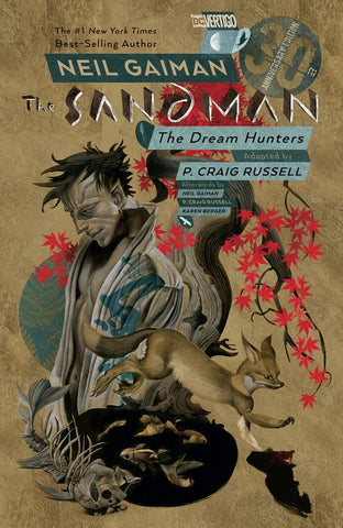 SANDMAN DREAM HUNTERS 30 ANNIV TP ED GN (MR)
