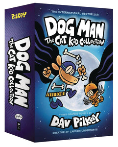 DOG MAN EPIC COLLECTION BOXED SET #2 CAT KID COLL (C: 0-1-0)