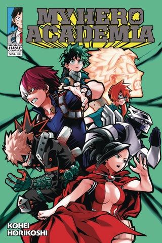 MY HERO ACADEMIA GN VOL 22 (C: 1-0-1)