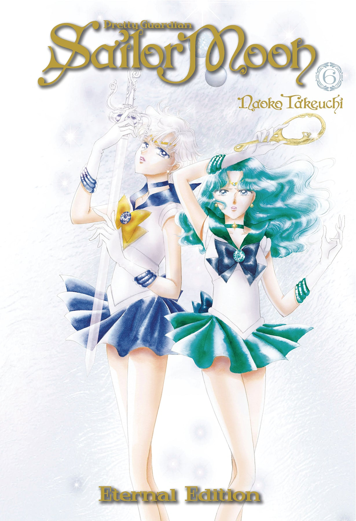 SAILOR MOON ETERNAL ED VOL 06 (C: 1-1-0)