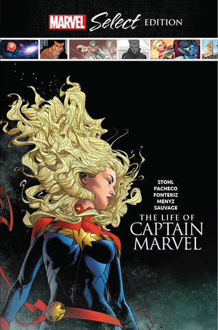 LIFE OF CAPTAIN MARVEL MARVEL SELECT HC