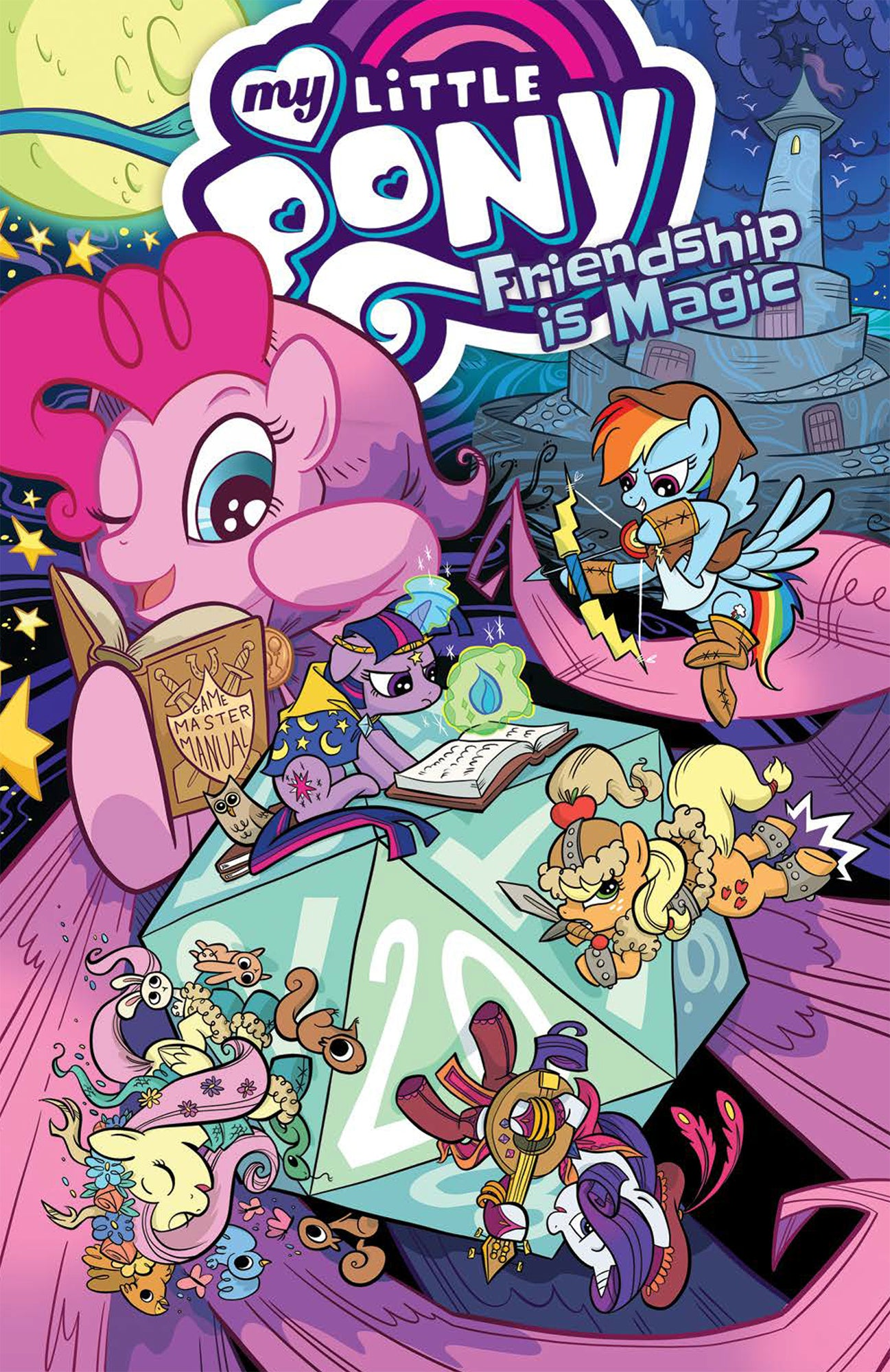 MY LITTLE PONY FRIENDSHIP IS MAGIC TP VOL 18 (C: 1-0-0)