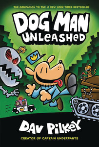 DOG MAN HC GN W DUST JACKET VOL 02 UNLEASHED (C: 0-1-0)
